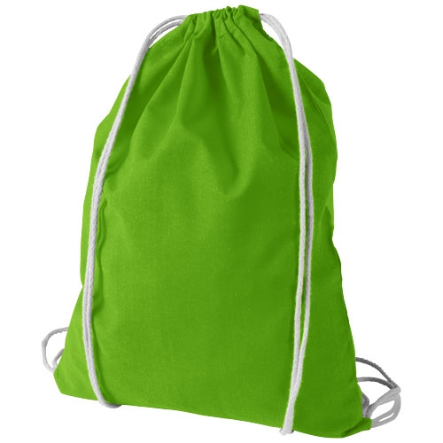 Plecak bawełniany premium Oregon (12011307) Plecaki