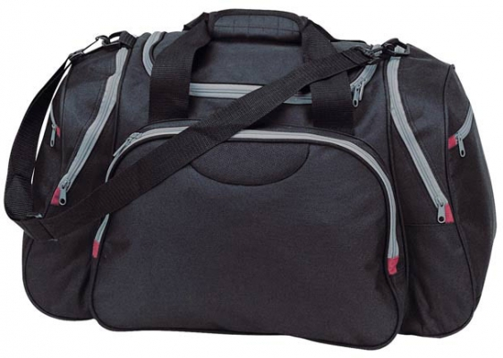 6b89095c4911b Sportowa torba podróżna z nadrukiem (6218203) - Torby sportowe ...