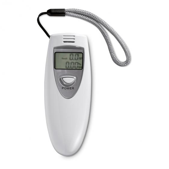 DRIVE SAFE Tester alkoholowy z nadrukiem (MO7161-06)