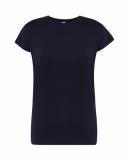 T-shirt Damski PREMIUM NAVY (TSRL PRM NY)