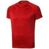 Elevate Męski T-shirt Niagara z krótkim rękawem z tkaniny Cool Fit odprowadzającej wilgoć (39010250)