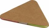 Karteczki samoprzylepne w kształcie trójkąta (10714904)