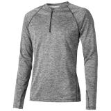 Elevate Męski T-shirt Quadra z długim rękawem z tkaniny Cool Fit odprowadzającej wilgoć (39023980)