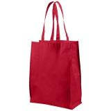 Średniej wielkości laminowana torba na zakupy Conessa (12034602)