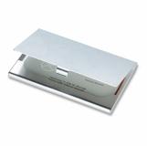 EPSOM Aluminiowe etui na wizytówki z logo (KC2225-17)