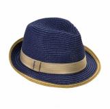 Męski kapelusz Baldinini z logo (HB5742B)