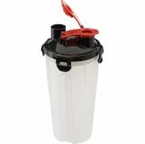 Butelka 350 ml, shaker, szczelna (V9467-03)