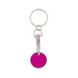 Brelok do kluczy, żeton do wózka na zakupy (V4722-21)