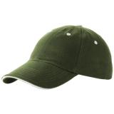 Elevate 6-panelowa czapka typu sandwich Brent (38656700)