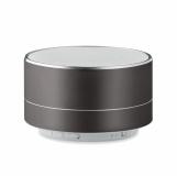 SOUND Okrągły głośnik z logo (MO9155-18)