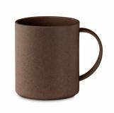 BRAZIL MUG Kubek - łuski kawowe/PP  (MO6107-01)