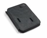 Etui na tablet z power bankiem TYRONE 5000 mAh grafitowy (07166)