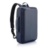 Bobby Bizz, plecak na laptopa 15,6 i tablet 10, torba chroniąca przed kieszonkowcami (V0995-11)