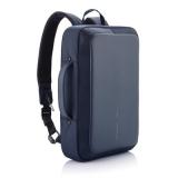 """Bobby Bizz, plecak na laptopa 15,6"""" i tablet 10"""", torba chroniąca przed kieszonkowcami (V0995-11)"""