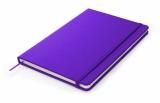 Notes A5, 80 kartek fioletowy (17545-10)