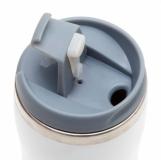 Kubek izotermiczny Askim 350 ml, szary z logo (R08225.21)