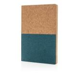 Ekologiczny, korkowy notatnik A5 (P773.925)