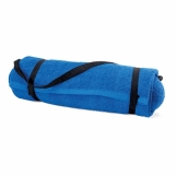BOLINAS Ręcznik plażowy z poduszką z logo (MO7334-37)