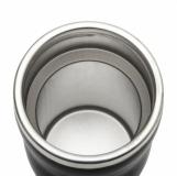 Kubek izotermiczny Alta 250 ml, czarny z logo (R08430.02)