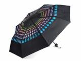 Parasol zmieniający kolor CROPLA czarny (37049)