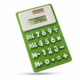 FLEXICAL Kalkulator na baterię słoneczą z logo (MO7435-48)