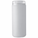 40 chusteczek do czyszczenia w plastikowym pude�ku z logo (68284LE)