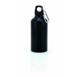 Butelka sportowa 400 ml z karabińczykiem (V7647-03)