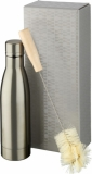 Avenue Miedziana izolowana próżniowo butelka Vasa z zestawem szczotek (10061403)