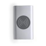 Bezprzewodowy power bank 4000 mAh, ładowarka bezprzewodowa 5W (V0308-32)