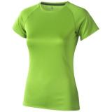 Elevate Damski T-shirt Niagara z krótkim rękawem z tkaniny Cool Fit odprowadzającej wilgoć (39011680)