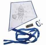 Latawiec do kolorowania dla dzieci z logo (5066606)