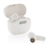 Bezprzewodowe słuchawki douszne w etui sterylizującym UV-C (P329.073)