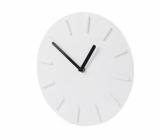 Zegar ścienny LUCIA biały (03088-01)
