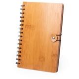 Bambusowy notatnik ok. A5 (V2968-16)
