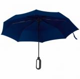 Parasol manualny ze specjalnym uchwytem z logo (4088544)