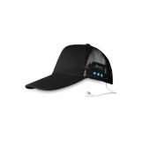 MUSIC CAP Bluetooth czapka z słuchawkami z logo (MO9081-03)