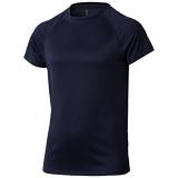 Elevate Dziecięcy T-shirt Niagara z krótkim rękawem z tkaniny Cool Fit odprowadzającej wilgoć (39012495)
