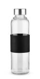 Butelka szklana GLASSI 520 ml czarny (16207-02)