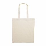 COTTONEL ++ Bawełniana torba na zakupy z logo (MO9845-13)