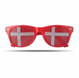 FLAG FUN Okulary przeciwsłoneczne z logo (MO9275-99)
