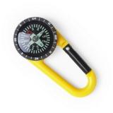 Kompas z karabińczykiem (V8682-08)