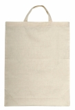 Bawełniana torba na zakupy, beżowy z nadrukiem (R08513)