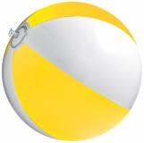 Dmuchana piłka plażowa 26 cm z logo (5105108)