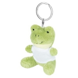 Sallie, pluszowy żaba, brelok (HE741-06)
