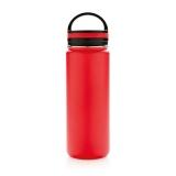 Szczelna butelka sportowa 500 ml, próżniowa, szeroki ustnik (P436.624)