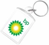 Brelok akrylowy z logo (B902366)