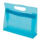 Kosmetyczka Travel Pal, niebieski z logo (R08599.04)