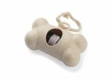 Kostka z woreczkami dla zwierząt INU beżowy (20037)