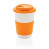 Ekologiczny kubek podróżny do kawy 270 ml (P432.558)