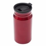 Bidon You Can 400 ml, czerwony z grawerem (R08328.08)